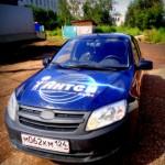 Брендирование авто компании «КрасТехСервис»