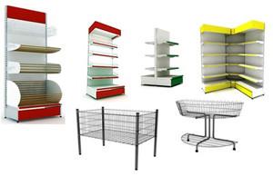 дизайн и произовдство стеллажей