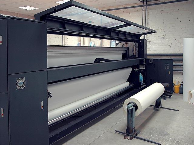 производственный плоттер