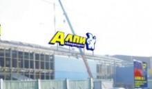 изготовление и установка крышной конструкции «Алпи»