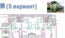 напечатаная электросхема на широкоформатной машине «Mimaki»